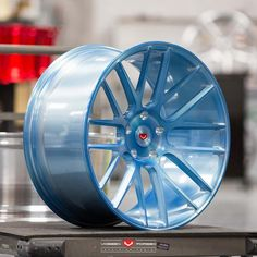 Got the Blues? Vossen Forged.... VPS-308