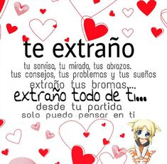 Frases De Amor Para Mi Novio Te Extrano Frasesdeamornovio Frases