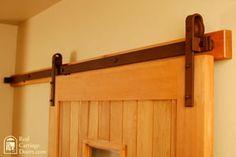 Consider as a closet door for basement bedroom