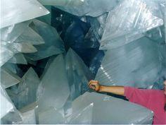 Sweet Random Science: Voyage au centre de la Terre 2 : Les dix plus belles grottes à cristaux