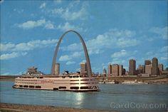The Gateway City St. Louis Missouri
