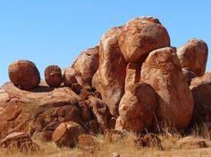 Karlu Karlu   les billes du diable   karlu karlu devils marbles billes du diable outback australie 14