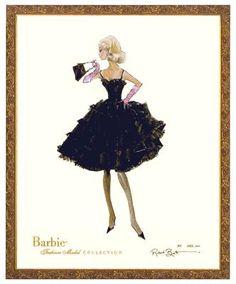 26 best vintage barbie prints limited edition images barbie
