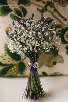 lavender and gypsophila - Google Search