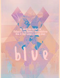 No hay palabras para consolarme tal vez es mi vida ahora su último melodrama telón desciende Azul
