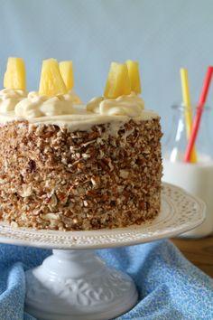 Tarta Colibrí {Hummingbird Cake}
