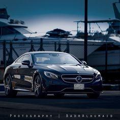 A passion. Not just a car. Photo shot by @badr_alhumaid.  __________ Mercedes-AMG S 63 Coupé - Combined fuel consumption: 10.3 - 10.1 l/100 km | CO2 emission: 242 - 237 g/km  #MercedesBenz #MercedesAMG #AMG #AMGS63Coupé #SCoupé #DrivingPerformance #HighPerformance #mbcar #mbfanphoto