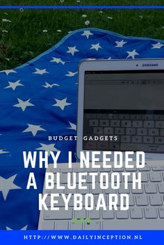 Wow! I was looking so long for a nice and budget keyboard that works on bluetooth. Blog iswritten in Dutch.
