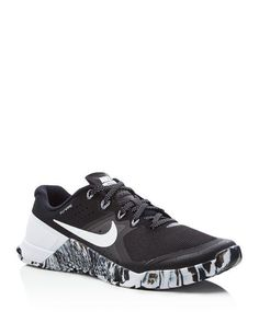 Nike Metcon 2 Lace Up Sneakers #nikemenrunningshoes
