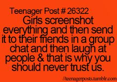 this happens all too often with me and my friends