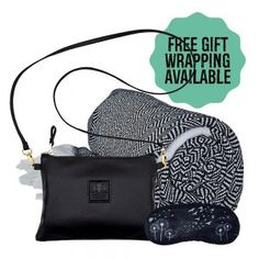 Simply Stylish Travel set comes with a luxurious Turkish travel wrap, classy vegan leather cross body bag and make a wish eyemask. Shop our range of Gifts For Travel Lovers. Travel Purse, Travel Bags, Beach Accessories, Travel Accessories, Leather Pouch, Leather Crossbody Bag, Luggage Straps, Tote Bag, Purses