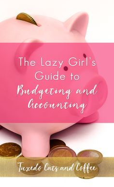 The Lazy Girl's Guide to Budgeting and Accounting