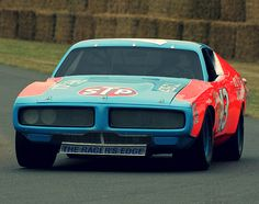 Richard Petty's 1972 Dodge Charger  this when NASCAR was NASCAR!!!