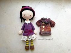 How to Make Amigurumi Doll