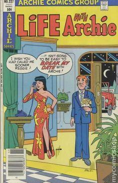 Life with Archie comic books Archie Comics Strips, Archie Comics Veronica, Archie Comics Betty, Archie Comics Characters, Archie Comic Books, Vintage Comic Books, Vintage Comics, Classic Comics, Classic Cartoons