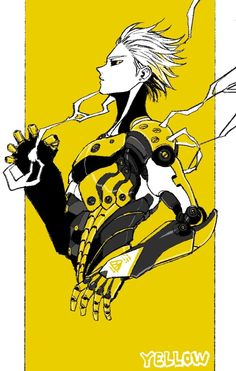 Genos Wallpaper, Man Wallpaper, One Punch Man Funny, One Punch Man Anime, Saitama One Punch Man, Dungeons And Dragons Homebrew, Superhero Design, Anime One, Guy Pictures