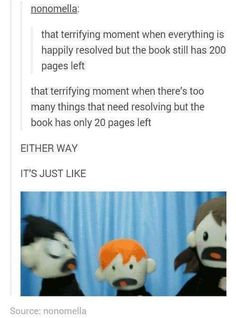 """Find and save images from the """"Books, Books, Books"""" collection by ιnғιnιтy (infinitycoffe) on We Heart It, your everyday app to get lost in what you love. Funny Relatable Memes, Funny Posts, Funny Quotes, Leo, Book Memes, Dankest Memes, Book Fandoms, Humor, Tumblr Posts"""