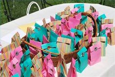 From ehow party favor ideas for women s ministry party favor ideas for