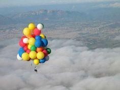 balonlar | Uçan Balonlar Nekadar Yükseğe Çıkabilir? | Melekler Mekanı FORUM ...