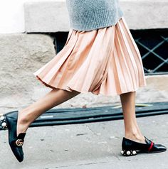 Pleated Pieces We Have Our Eyes on This Season