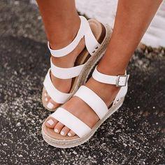 Ankle Straps, Ankle Strap Sandals, Strap Heels, Espadrille Sandals, Espadrilles, Open Toe, Birkenstock, Take That, Shoes