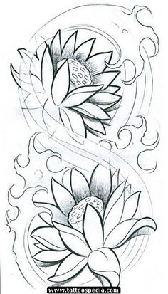 what flowers go with kitsune tattoo - Google Search
