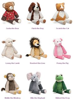 Scentsy Buddies  http://beautynscents.net  $25.00 each