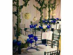 colores de bodas en otoño e invierno / Decoración boda