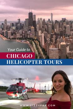 Helicopter Rides in Chicago: Everything You Need to Know Can Plan, How To Plan, Chicago Winter, Top Tours, Chicago Travel, Helicopter Tour, Need To Know, To Go, Skyline