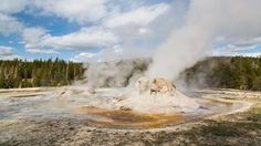 National Park Service - Yellowstone planning information