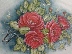 Pintura em tecido por Julia Ortega