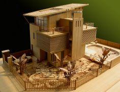 mô hình kiến trúc   biệt thự   scale 1:25   Flickr: Intercambio de fotos