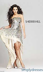 Evening gown - sherri hill