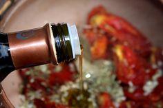 Contacto con lo Divino: Como Preparar Tomates Secos Victoria Sponge Cake, Sin Gluten, Macarons, Food And Drink, Vegetables, Recipes, Jeans, Gourmet, Homemade Tomato Ketchup