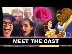 Beauty and The Beast 2017 - Disney's Live Action Cast - Beyond The Trailer