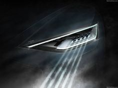 AUDI PROLOGUE 2014 Headlight