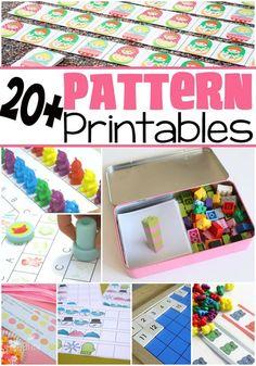 20+ Free Pattern Pri