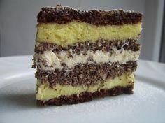 """Самые вкусные рецепты: Торт """"Три желания"""""""