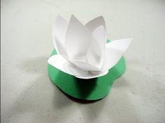 En este episodio le mostramos Como hacer una flor de loto    Para más manualidades en Español visite:    http://www.manualidadesconninos.com/  http://www.manualidadestv.com/      y en Inglés:    http://www.simplekidscrafts.com/  http://www.artsandcraftstv.com/    ManualidadesConNinos.com es un blog dedicado a revivir el antiguo arte de las manua...