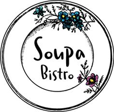 """SOUPA- The first """"soup bar"""" in Bratislava! Each day fresh soups, salads, hummus & bulgur creation and much more!"""