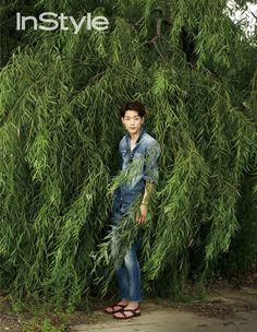 Seo Kang Joon - InStyle Magazine September Issue '14