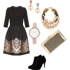 """""""Fall outfit"""" by anamariameciu on Polyvore"""