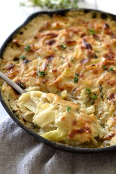 Caramelized Leek, Fennel and Onion Gratin Fennel Recipes, Vegetable Recipes, Vegetarian Recipes, Cooking Recipes, Healthy Recipes, Whole30 Recipes, Leek And Fennel Recipe, Tasty Meals, Gourmet