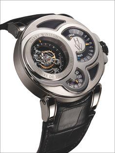Harry Winston Histoire Tourbillon No. 2 Tourbillon Watch, Watch Blog, Beautiful Watches, Amazing Watches, Cool Watches, Fine Watches, Dream Watches, Luxury Watches, Watches For Men