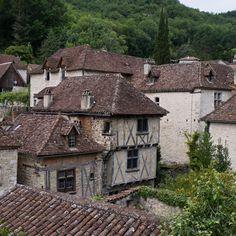Toutes les tailles | St-Cirq-Lapopie (Lot, France) | Flickr: partage de photos!