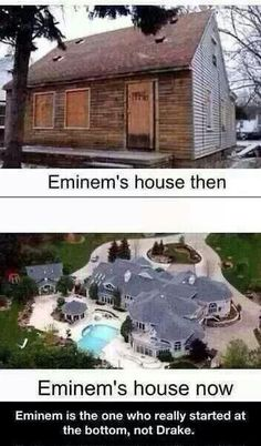 that's a big ass house for living alone