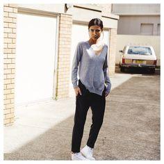 Saturdays are @springcourt_australia days #athleisure #weekendwear #MODESPORTIF