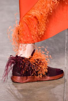 The Best Shoes on the Fall 2016 Fashion Week Runways | StyleCaster