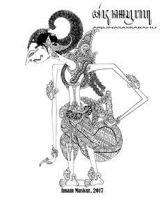 Joker Iphone Wallpaper, Shadow Puppets, Culture, Digital, Tattoos, Face, Crafts, Javanese, Tattoo Ideas