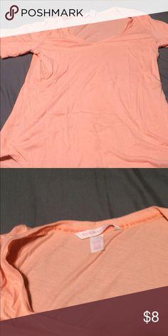 Victoria's Secret sleep tee Barely worn Victoria's Secret Tops Tees - Short Sleeve